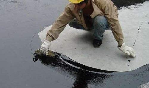 海南沥青漆批发施工案例